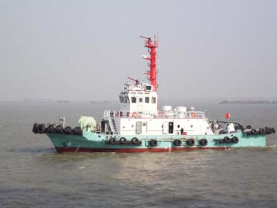 2000马力港作拖轮 2000hp harbor tug boat