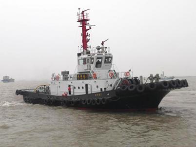 3600马力港作拖轮 3600hp harbor tug boat