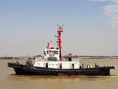 3960马力港作拖轮 3960HP Harbor Tug